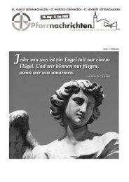 Pfn16 26. Aug 2012.pdf - Kath. Kirchengemeinde St. Patrokli