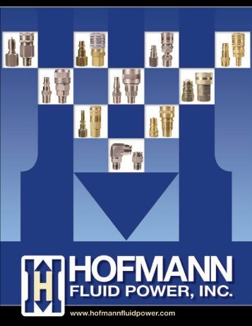 Hofmann Fluid Power, Inc. - Innovative Control Solutions