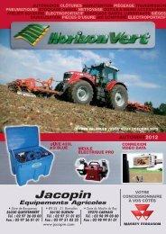 Découvrez notre nouveau catalogue de  promotions Horizon vert