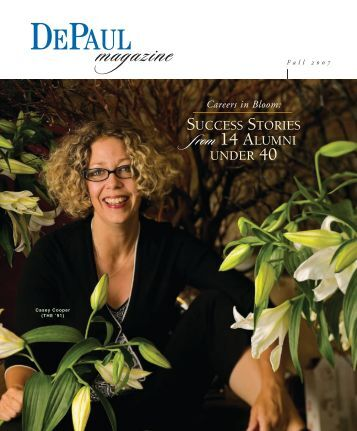 Alumni Achievers - DePaul University