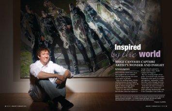 Inspired - University of Waterloo Art Gallery