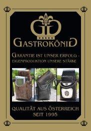 Gastrokönig Prospekt 2015