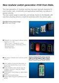 Hella: modular switches - hella.shop.hu - Page 2