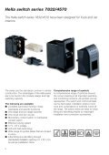 Hella: modular switches - hella.shop.hu - Page 6