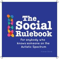 For anybody who knows someone on the Autistic Spectrum