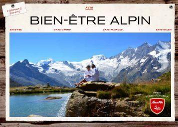 Bien-être alpin