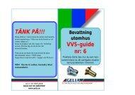 Gelia - VVS Guide 6. Bevattning utomhus PDF, 58 kB
