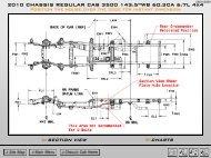 "2010 CHASSIS REGULAR CAB 3500 143.5""WB 60.3CA 6.7L 4x4"