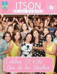 Celebra ITSON Día de las Madres