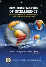 Democratization of intelligence