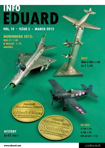 Info Eduard - March 2012