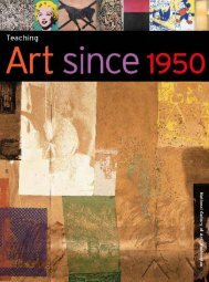 National Gallery of Art - NGA Classroom - Teaching Art Since 1950