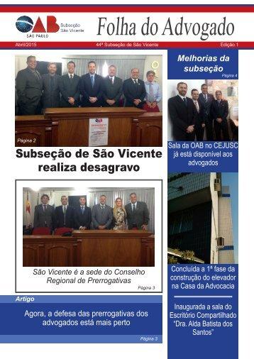 Folha do Advogado