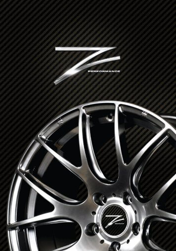 Download catalogue - Z-Performance