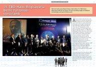 19. TBD-Halıcı Bilgisayarla Beste Yarışması ... - Bilişim Dergisi