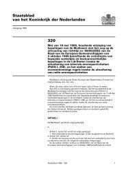 320 Staatsblad van het Koninkrijk der Nederlanden - Tobacco ...
