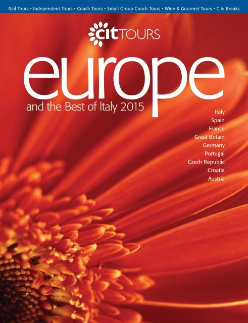 europe and the best of Italy 2015
