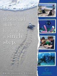 SeaWeb's 2011 Annual Report