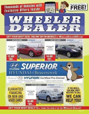 Wheeler Dealer 21-2015