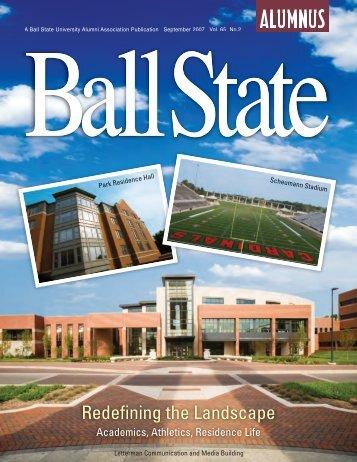 September 2007 - Ball State University