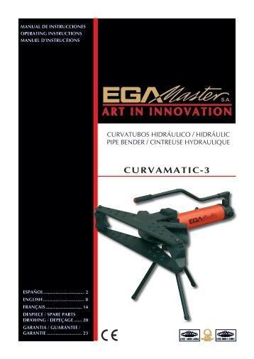 CURVAMATIC-3 - Ega Master