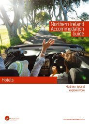 Hotels - Discover Northern Ireland