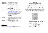 Kriegskinder und ihre Kinder - Evangelische Krankenhausseelsorge ...