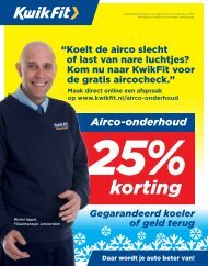 Kwik Fit folder 17 mei t/m 14 juni 2015