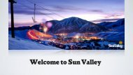 Welcome To Sun Valley