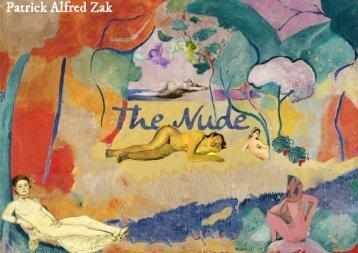 Unit 1 - The Nude - Timeline