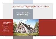 Wohnüberbaung «Usserdorf»