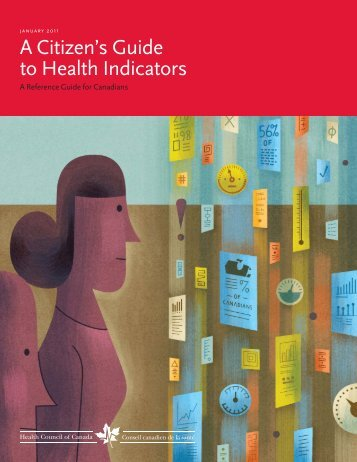 A Citizen's Guide to Health Indicators - Canadian Neurological ...