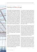 The future of IFRSs in Europe - Page 6