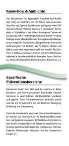 AOK Vorbeugen & gesund bleiben - Seite 2