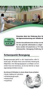 AOK Vorbeugen & gesund bleiben - Seite 3