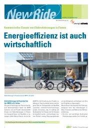Energieeffizienz ist auch wirtschaftlich