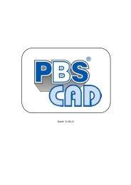 2 Allgemeines - PBS Programmvertriebs GmbH
