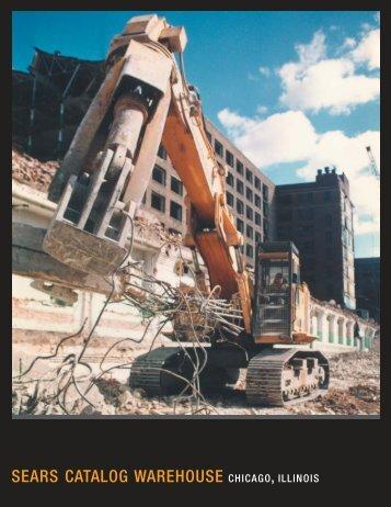 Sears Catalog Warehouse - Brandenburg Industrial Service Co.