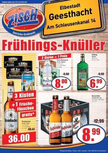 Zisch Geesthacht Angebote KW23/2015