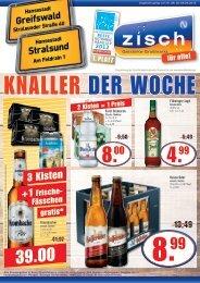 Zisch Greifswald/Stralsund Angebote KW23/2015