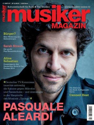 Musiker Magazin 02/2015