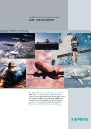 Initiativen in der Luft- und Raumfahrt - PBU Cad-Systeme