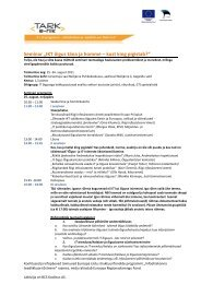 Päevakava - Riigi Infosüsteemi Amet