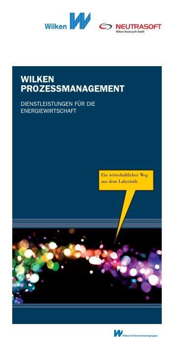WILKEN PROZESSMANAGEMENT - Wilken Neutrasoft GmbH