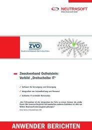 Anwenderbericht Zweckverband Ostholstein - Wilken Neutrasoft ...