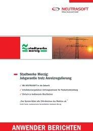 stadtwerke merzig - Wilken Neutrasoft GmbH