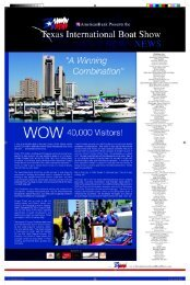 """A Winning - 2012 Texas International Boat Show Home Page"