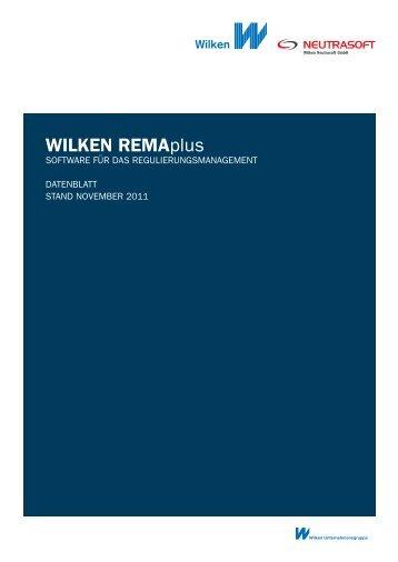 WILKEN REMAplus - Wilken Neutrasoft GmbH