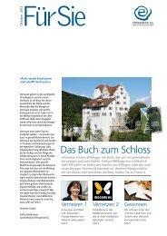 Lesen Sie unseren aktuellen Newsletter in PDF-Form - Effingerhof AG