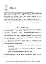 ARCES - Storia e Tecnologia dell'Oreficeria (STOre)